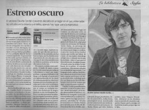 Crítica La Opinión de Murcia 21-10-2011 El país de los ciegos - Claudio Cerdán