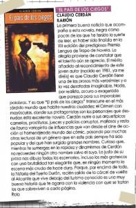 Reseña LH Magazine