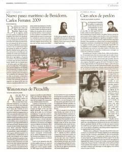 cien años de perdon - asturias